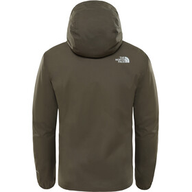 The North Face Eliana Veste de pluie Triclimate Fille, new taupe green